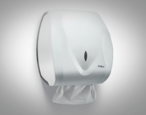 Dispenser para Papel Toalha Interfolhas